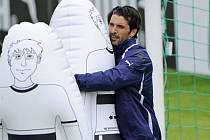 Brankář italské reprezentace Gianluigi Buffon.