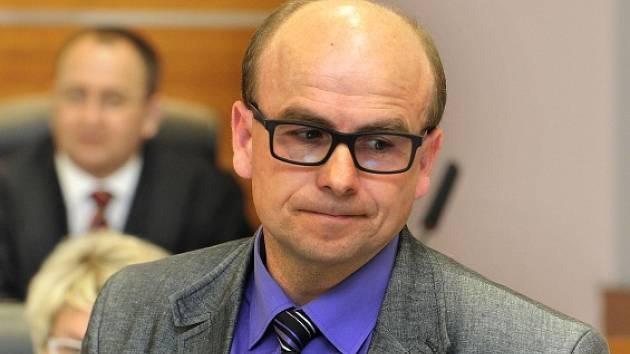 Soudce Petr Polák.