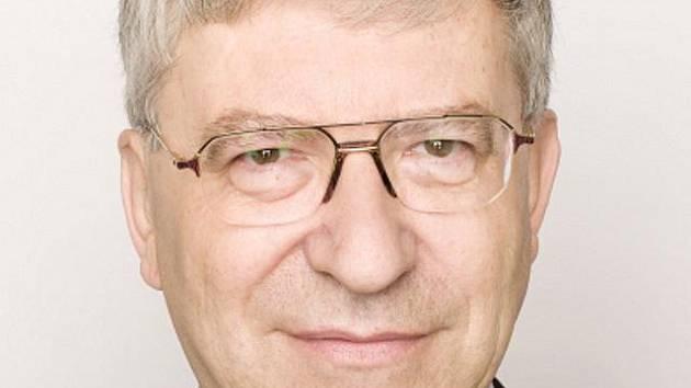 Poslanec KSČM Miroslav Opálka.