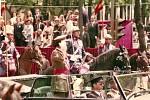 Španělský král Juan Carlos I. v roce 1977, kdy začala situace směřovat k prvnímu pokusu o puč