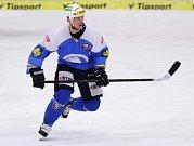 Martin Straka ještě na ledě