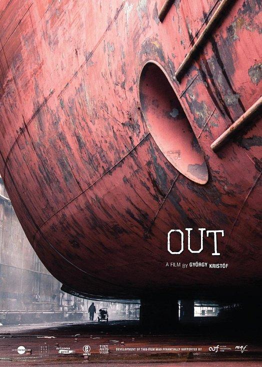 plakát filmu Out od Györgyho Kristófa