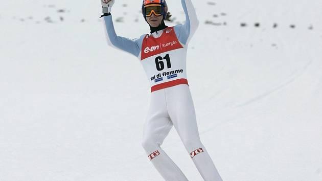 Norský skokan Tom Hilde zvítězil i ve druhém závodě SP ve Val di Fiemme.