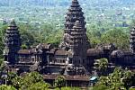 Chrámový komplex Angkor Vat. Ilustrační foto.