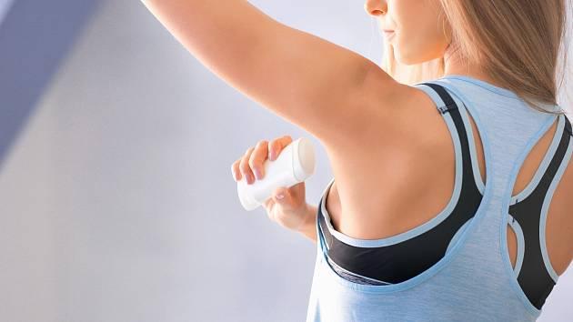 Kondice - Test deodorantů
