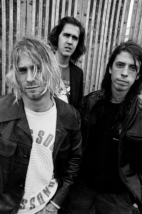 Kurt Cobain a Nirvana