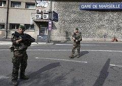 Útok nožem v Marseille
