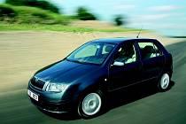 Škoda Fabia. Ilustrační foto