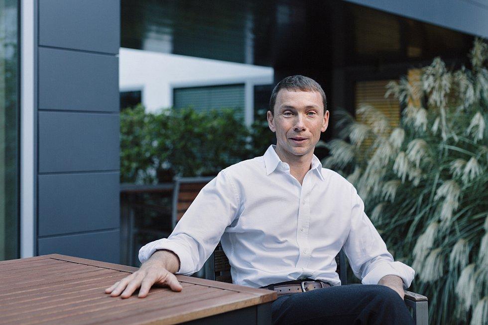 Podnikatel, vizionář a filantrop Petr Sýkora, spoluzakladatel nadace Dobrý anděl.