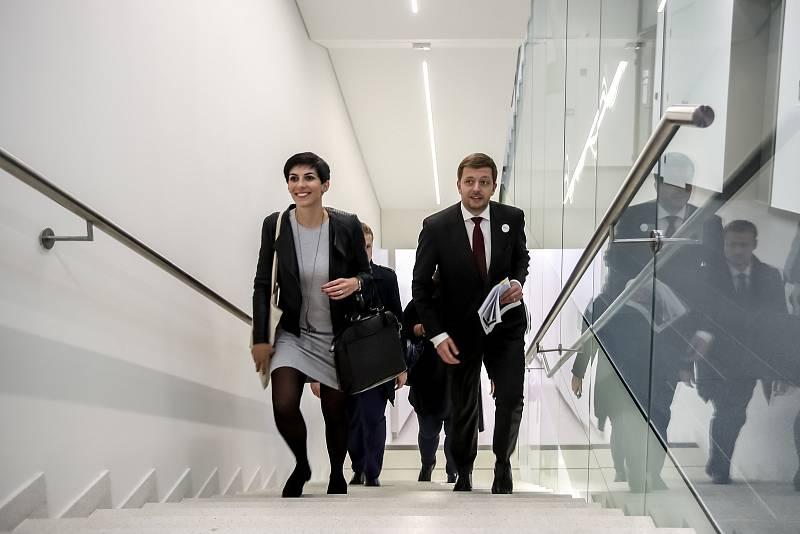 Předvolební Deníku probíhala 19. října v Aviatice. Pekarová-Adamová, Rakušan
