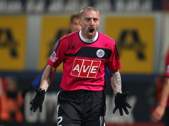 Ligu si fotbalový obránce Tomáš Řepka naposledy zahrál v Českých Budějovicích.