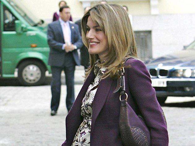 Princezna Letizia
