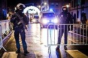 Policisté ve Štrasburku zastřelili pachatele úterního útoku.