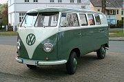 Transporter, jedno z nejpopulárnějších vozidel Volkswagenu vůbec.