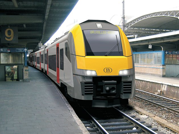 Vlak Siemens Desiro ML