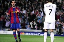 Ronaldo právě nedal penaltu, raduje se z toho Maguéz.