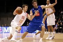 Nymburští basketbalisté si v Eurocupu poradili s Podgoricou z Černé Hory.