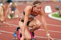 Mistrovství republiky v atletice v Ostravě: Denisa Rosolová