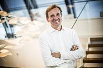 Marek Dospiva z investiční skupiny Penta Investments.