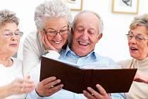 Projekt Dny paměti má od roku 2008 za cíl odhalit příznaky Alzheimerovy choroby pomocí testů.