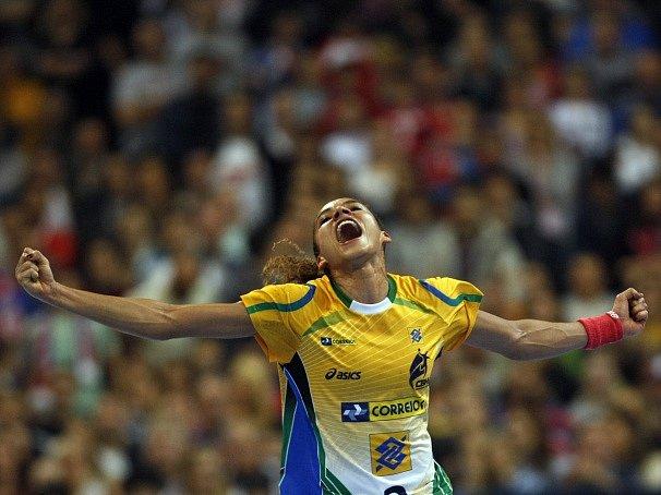 Dva roky stará radost. Brazilky na MS obhajují zlato