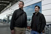 Ivan Buchta (vlevo) a Martin Pezlar dostali od řeckého soudu podmíněný trest.