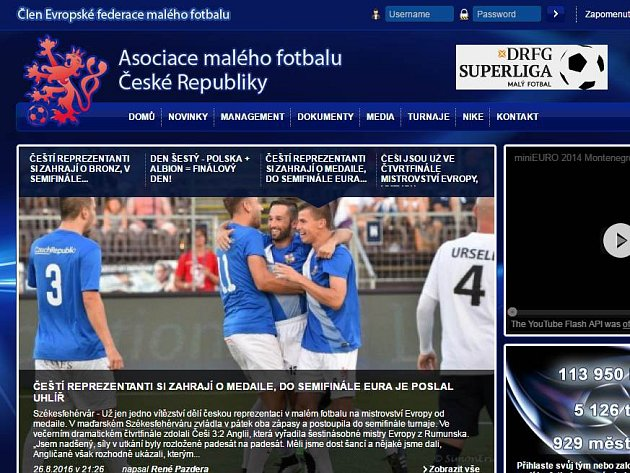 Česká asociace malého fotbalu