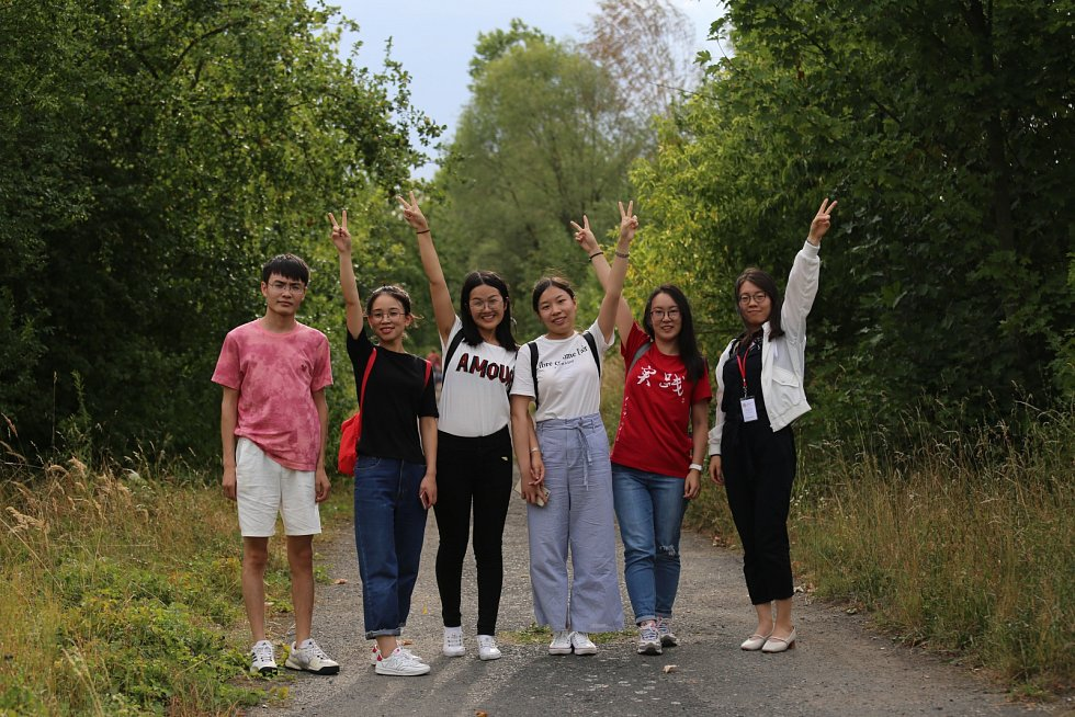 Čínští studenti objevili Česko