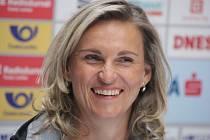 Oštěpařka Barbora Špotáková se chystá na pátou olympiádu.