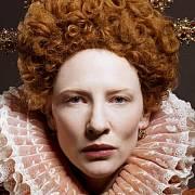 Královnu Alžbětu ztvárnila Cate Blanchet.