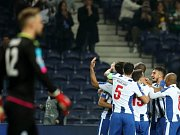6. kolo základních skupin LM: Porto - Leicester 5:0