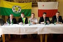 FC Hlučín dohodl spolupráci s prvoligovou Slaviíí.