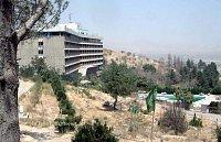 Hotel Intercontinental v Kábulu, ilustrační foto.