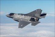 "Stíhací letoun F-35 ""Adir"""