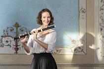 Flétnistka Jana Semerádová