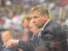 Josef Jandač - trenér české hokejové reprezentace