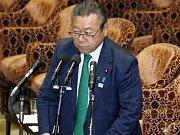 Japonský ministr pro kyberbezpečnost a olympijské hry Jošitaka Sakurada