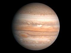 Planeta Jupiter.