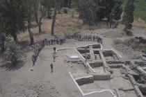 Archeologové objevili pozůstatky Kostela apoštolů. Vystavěn byl na domu Kristových učedníků, bratrů Petra a Ondřeje