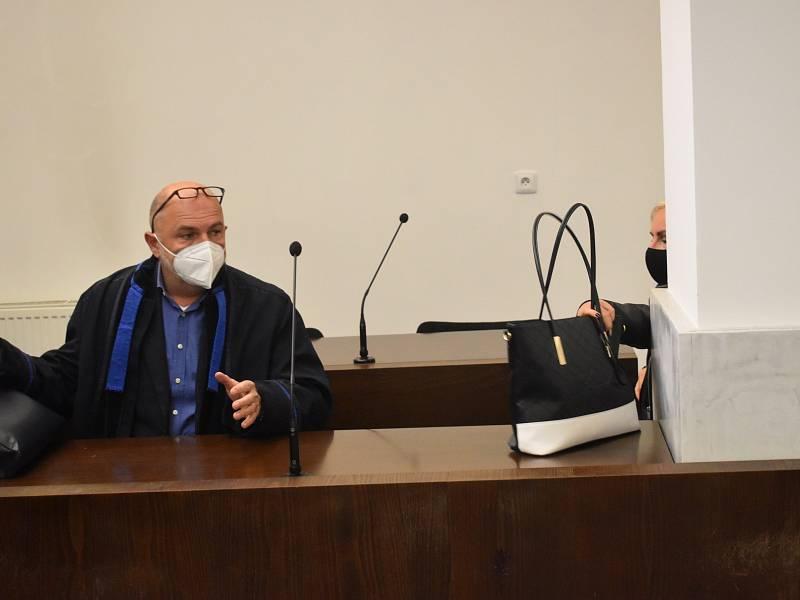 Jaroslava Dominika Koubová u soudu