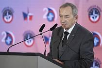 Předseda Senátu Parlamentu České republiky Jaroslav Kubera.