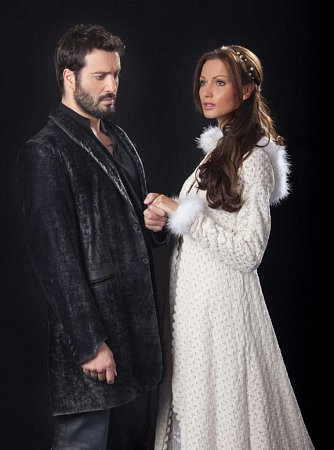 Hamlet The Rock Opera: Hamlet a Ofélie vpodání Václava Noida Bárty a Elišky Bučkové