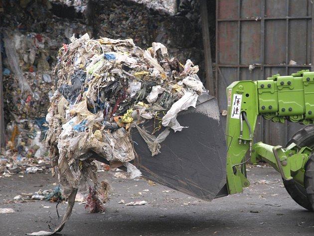 Odpadky z Milovic se vracejí do Německa