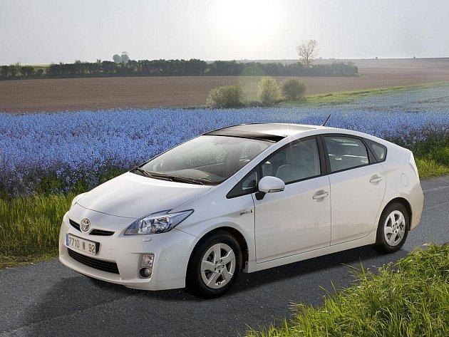 Toyota Prius patří mezi nejoceňovanější vozy japonské automobilky.