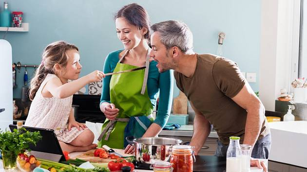 I večeře by měla být kvalitní a zdravá.