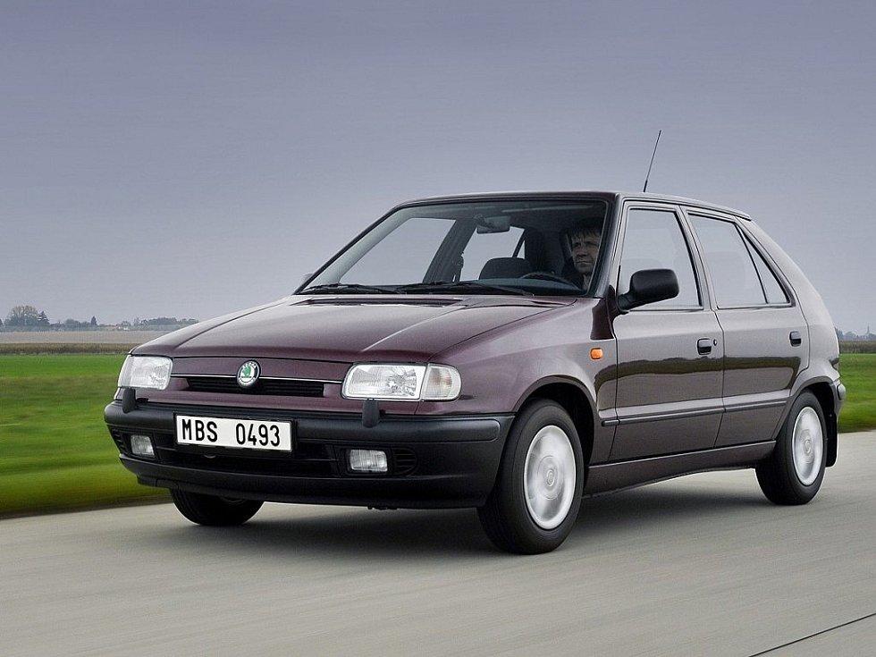 Škoda Felicia byla představena v roce 1994.