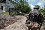 Napětí na východě Ukrajiny