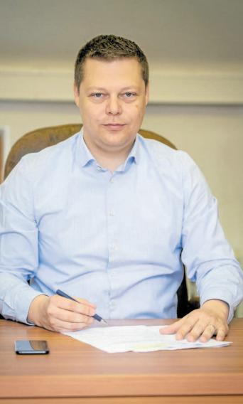 David Jelínek, ředitel společnosti Unika Relax