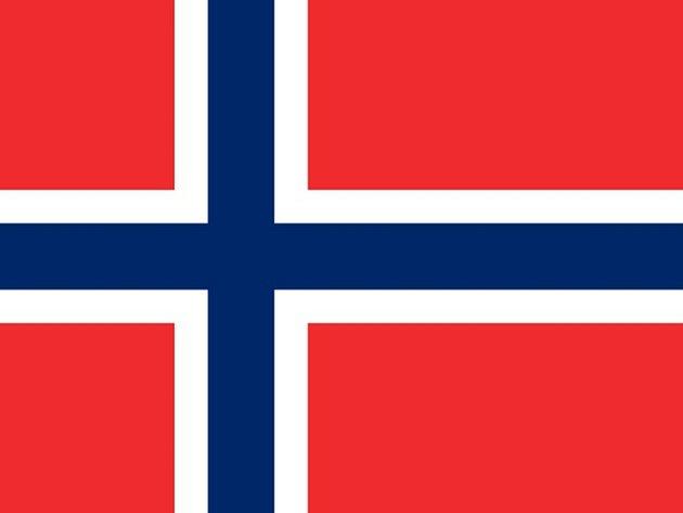 Vlajka Norska
