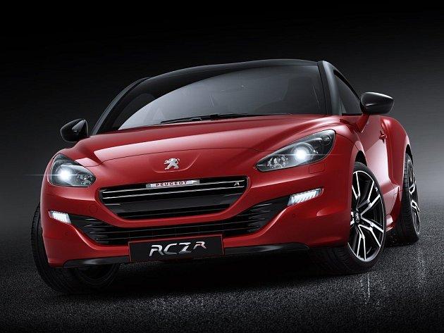Peugeot RCZ R.
